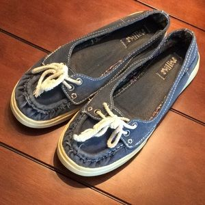 Denim loafers mad-love sz 8